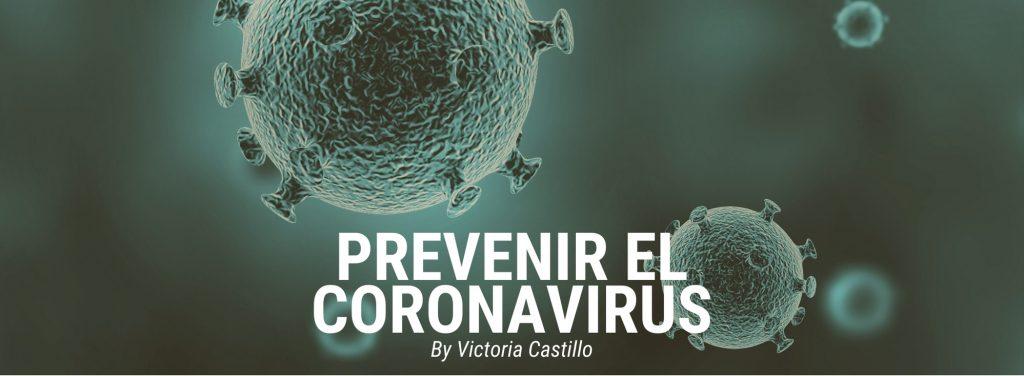 Cómo prevenir el coronavirus